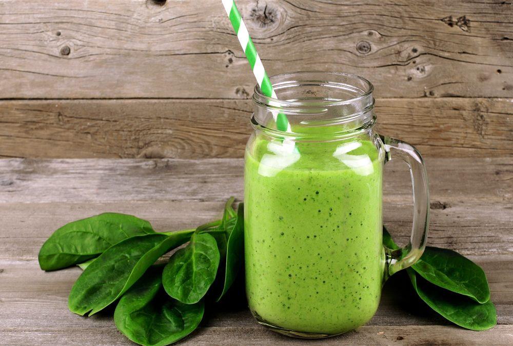 Green Machine Shake Recipe for More Veggies