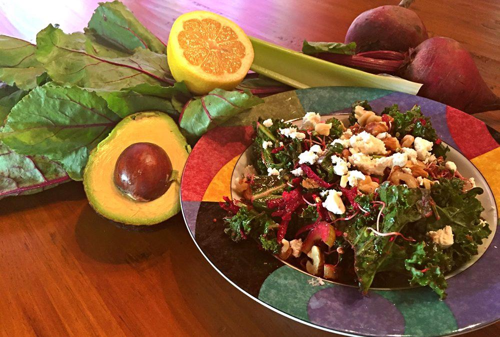 Bonanza Salad and a Sassy Bod!