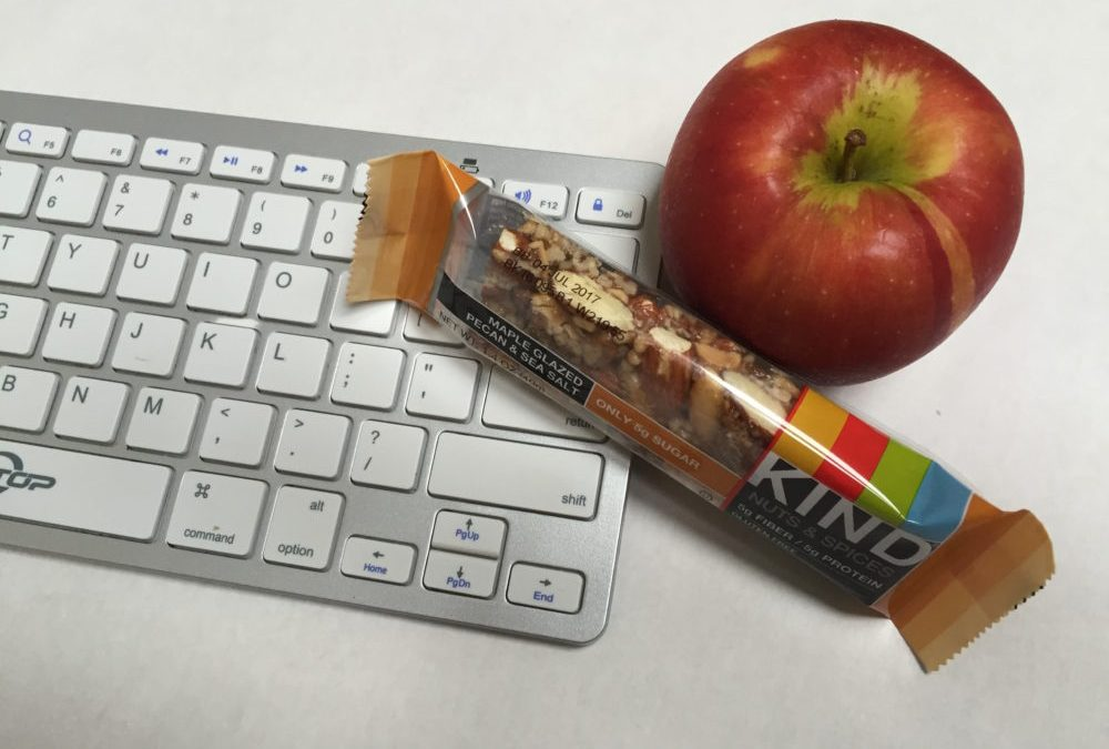 HEALTHY Eating on the Go