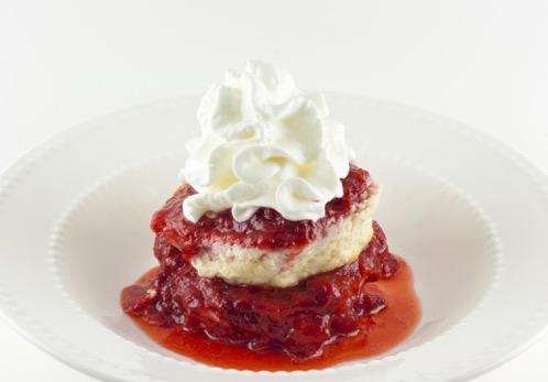 Food Sass® Strawberry shortcake, anyone?