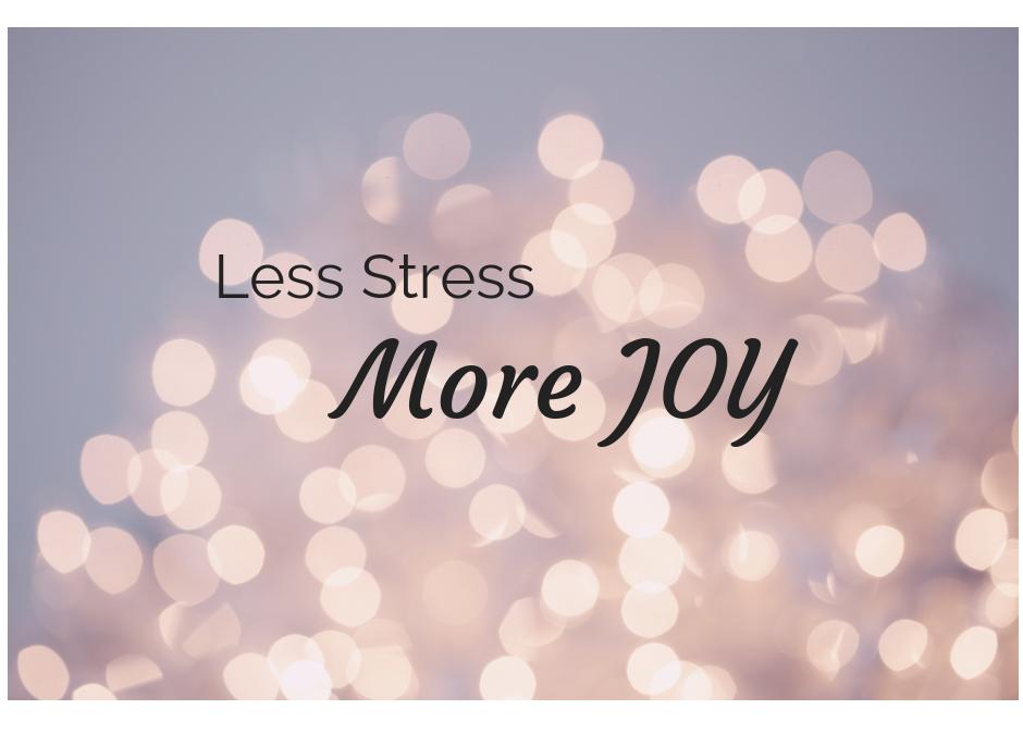 Holiday health and joy