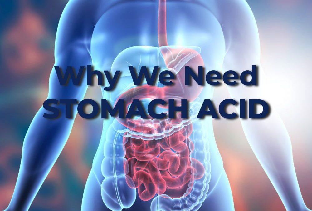 Debunking acid reflux to restore health