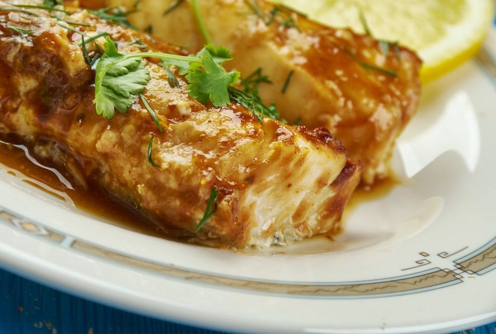 4 Life-Changing Weeks PLUS Cajun Cod Recipe