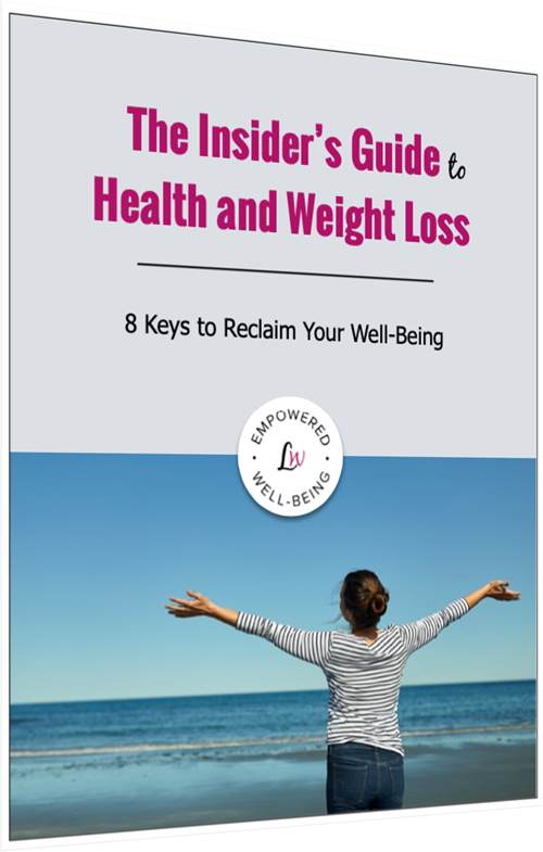 The Insider's Guide to Health and Weight Loss